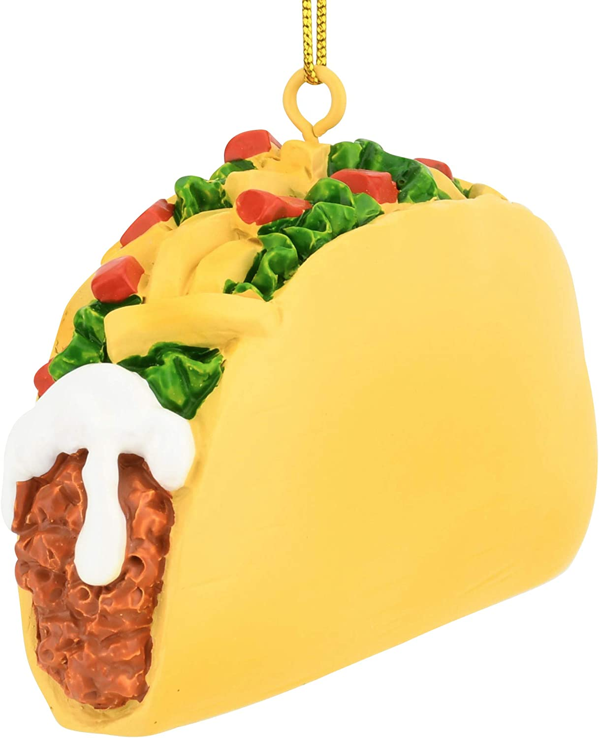 Tree Buddees Taco Food Christmas Ornament