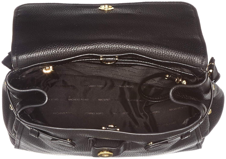 268caf393c5e Amazon.com: MICHAEL Michael Kors Addison Medium Backpack - Black: Shoes