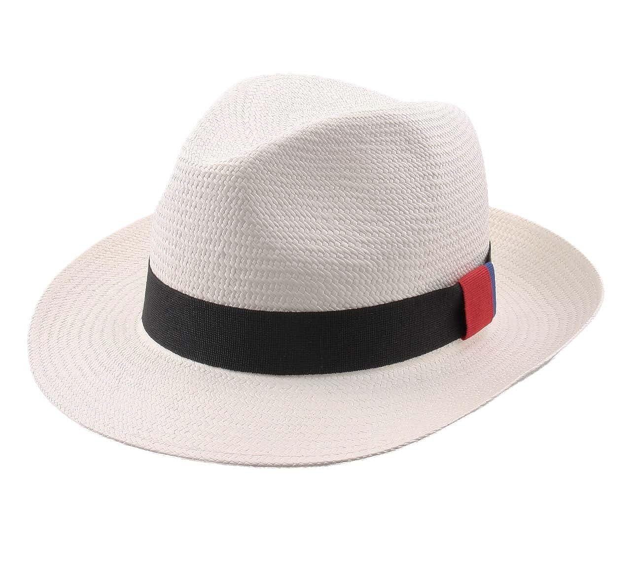 Modissima Sombrero panamá Panama Talla 62 cm: Amazon.es