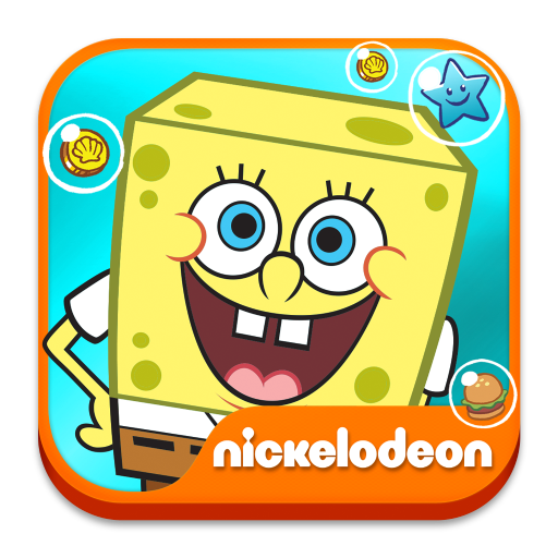 SpongeBob Moves In - Nick Games Spongebob