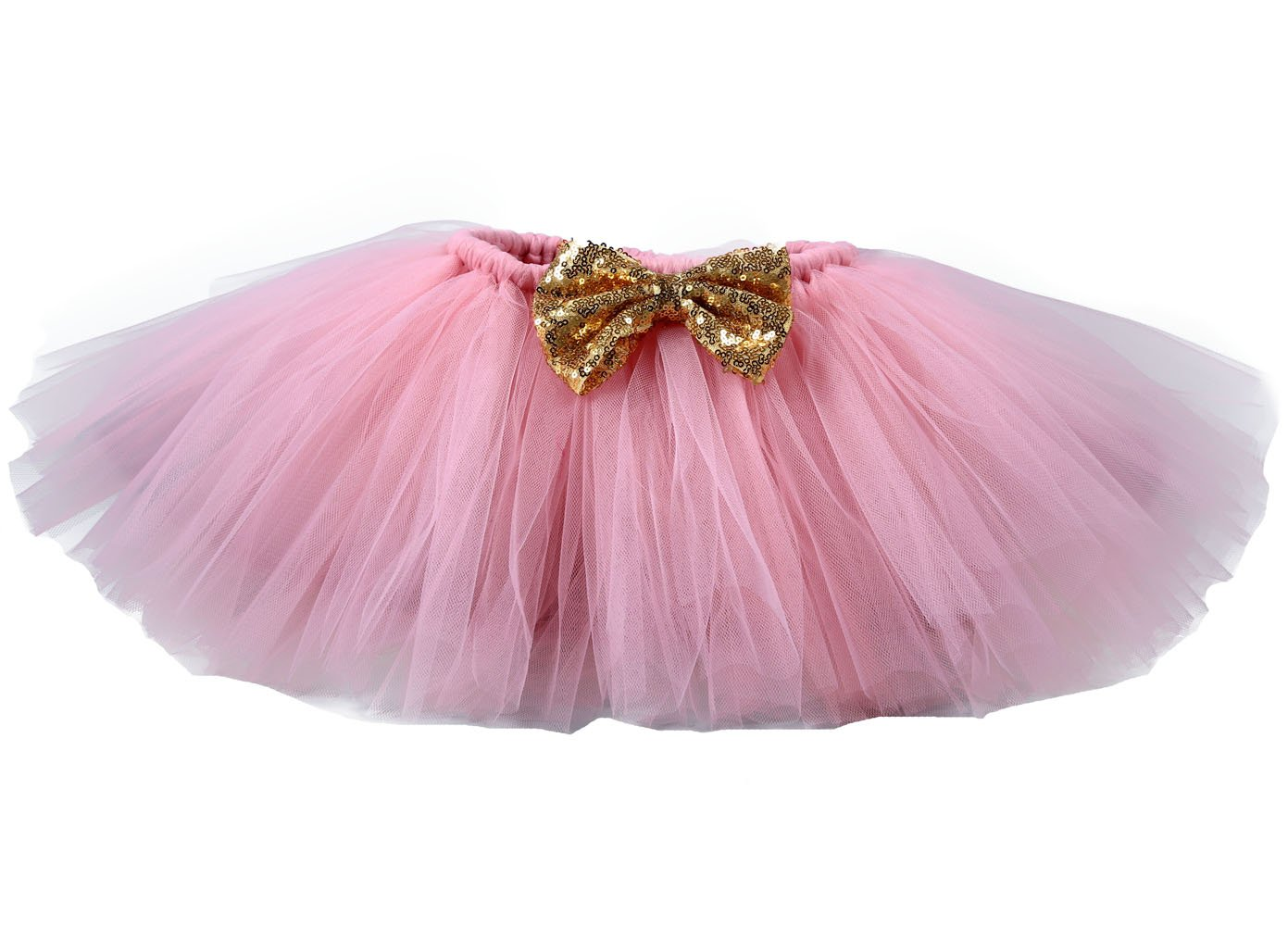 Tutu Dreams Pink Tutus Skirt for Girls (10 for 9-10Y, Pink)