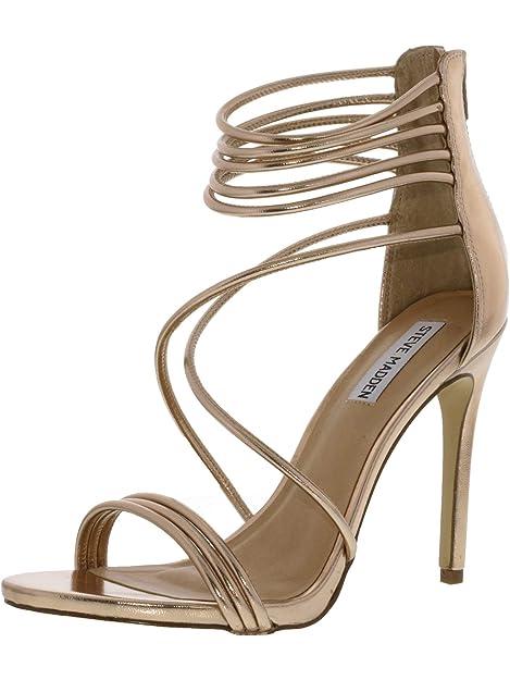 e5ac4b045 Amazon.com | Steve Madden Women's Ariella Rose Gold Pump - 5.5M | Sandals
