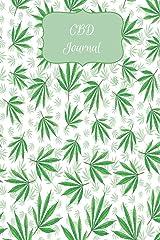 CBD Journal: Symptom & Treatment Tracker Paperback