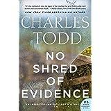 No Shred of Evidence: An Inspector Ian Rutledge Mystery (Inspector Ian Rutledge Mysteries, 11)