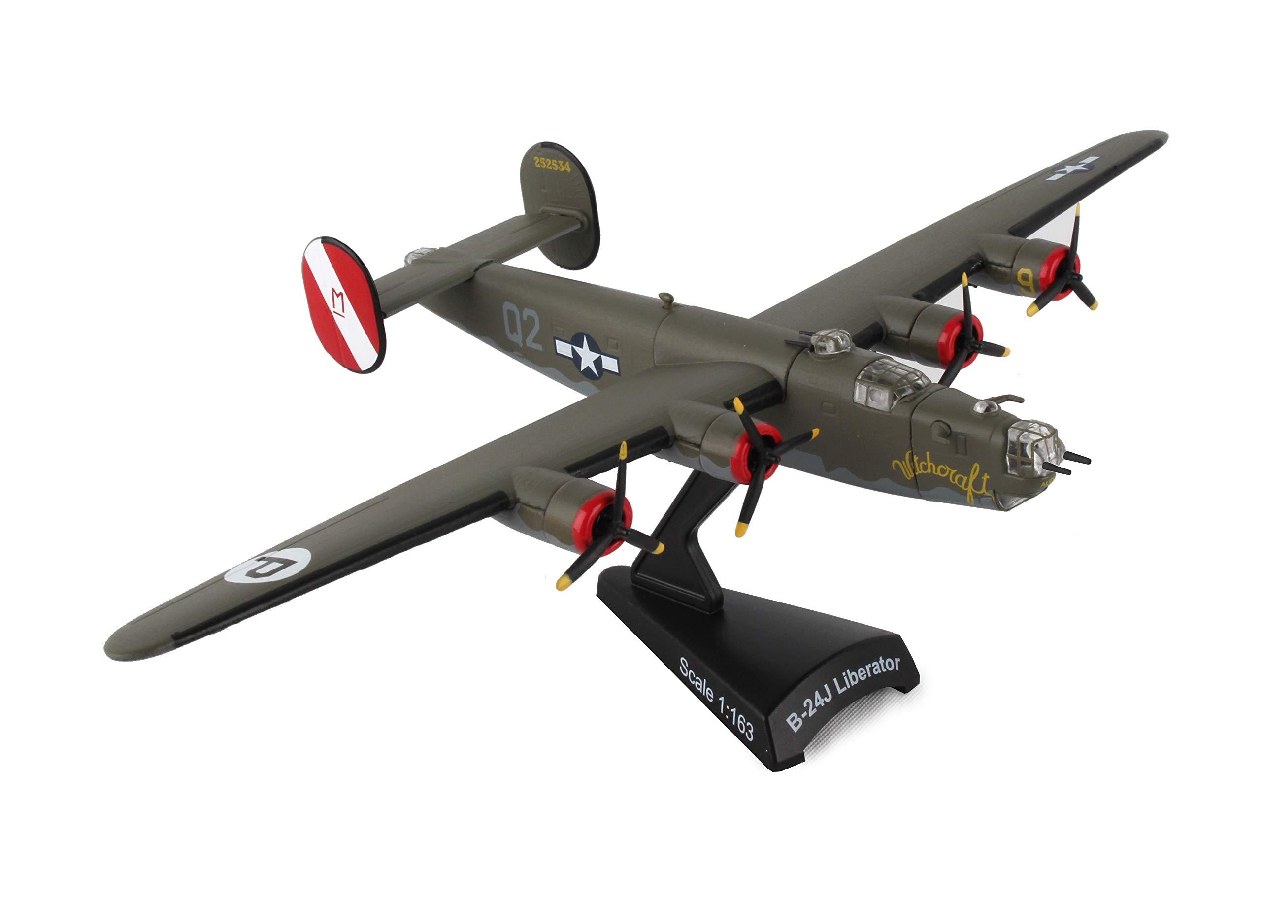 Daron Worldwide Trading Stamp B-24J Liberator Witchcraft Jet