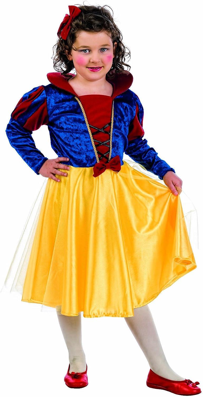 Limit Sport MI603 Gr. 5 - Disfraz de blancanieves para niña ...