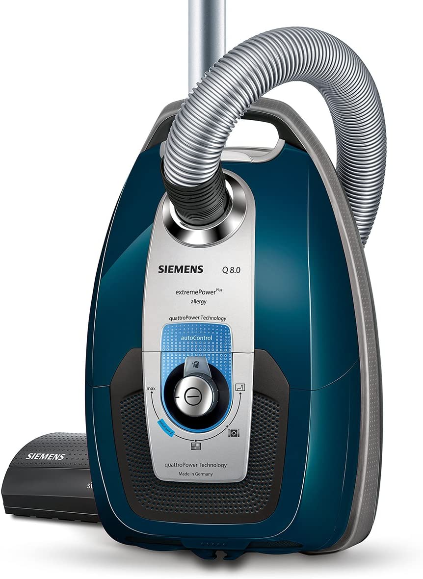 Siemens VSQ8MS4A - Aspiradora (750 W, Aspiradora cilíndrica, Secar ...