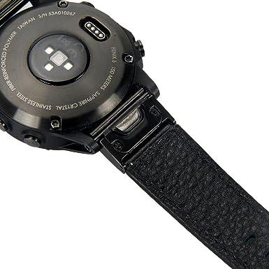 Amazon.com: CIDETTY Fenix 5X Watch Band, CIDETTY 26mm Quick ...