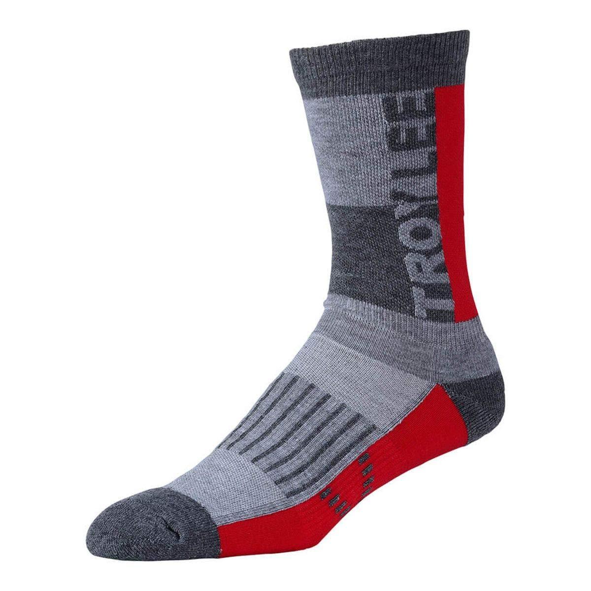 Troy Lee Designs Mens Performance Block Crew Socks