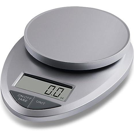 Eatsmart Esks 01 Precision Pro Digital Kitchen Scale Silver
