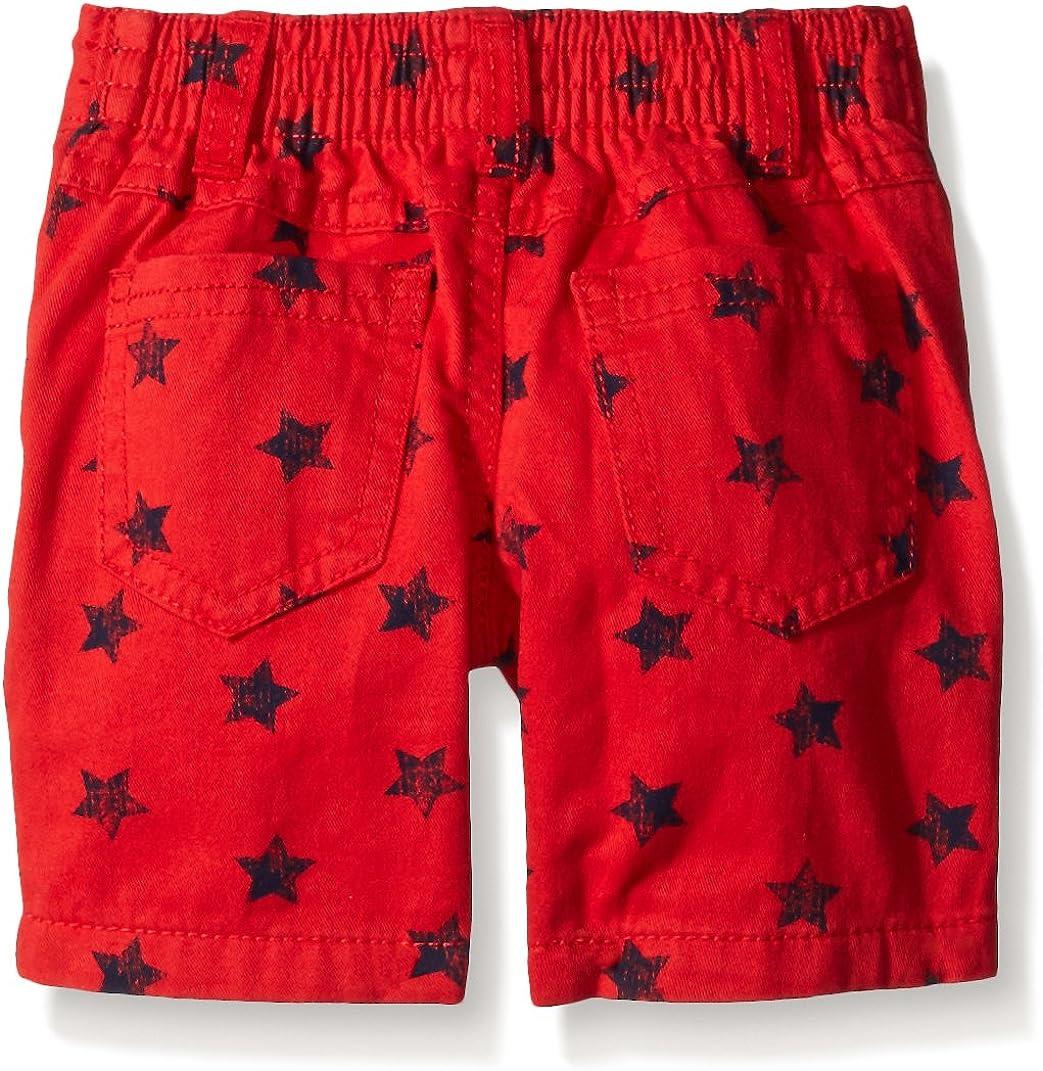 Boys Rock Baby Boys 2 Piece Short Set Star Polo