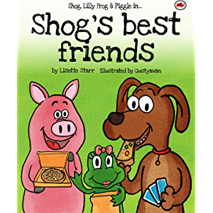 Shog's Best Friends: Shog, Lilly Frog and Piggle in... (Red Beetle)