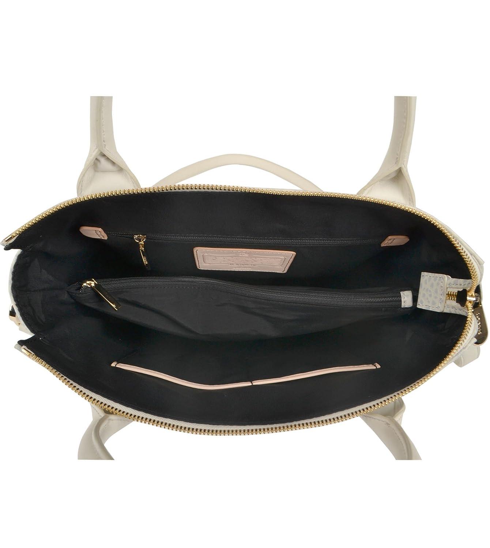Louvier Cerelles Leather Sade Satchel (Clearance Item)