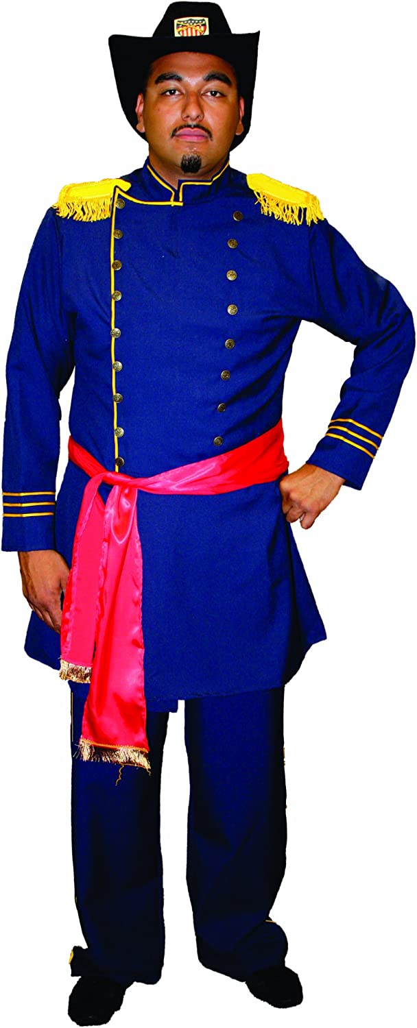 Alexanders Costumes Plus-Size Union Officer