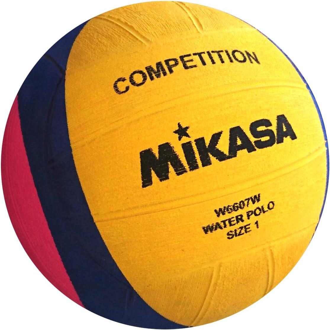 MIKASA D113 Mini Wettkampf Wasserball Spielball