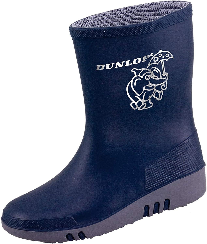DUNLOP Unisex Kids' Wellington Boots