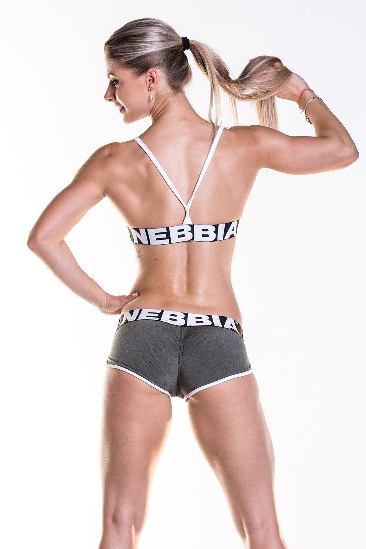 Nebbia Fitness Bra with Hem 267 Sports Bra Top pour Yoga Entrainement de  Fitness Homme Invisible S Kaki  Amazon.fr  Sports et Loisirs 4f2d094bde55