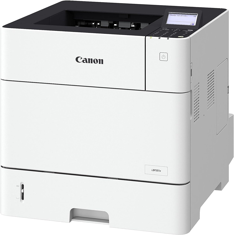 Canon LBP351X - Impresora láser, monocromática, USB, blanco: Canon ...