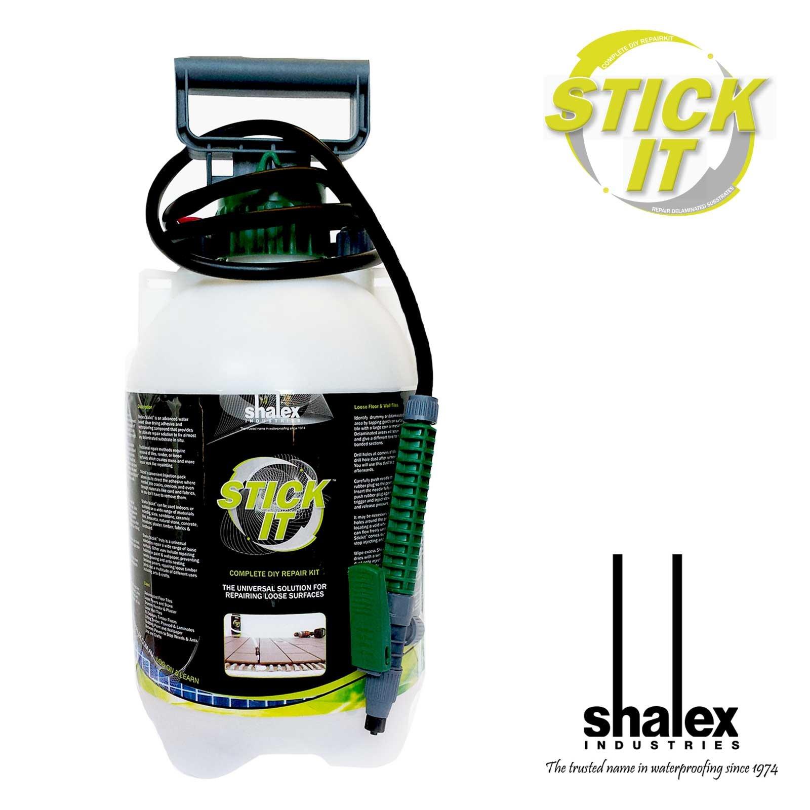 StickIt Tile Repair Kit 5L