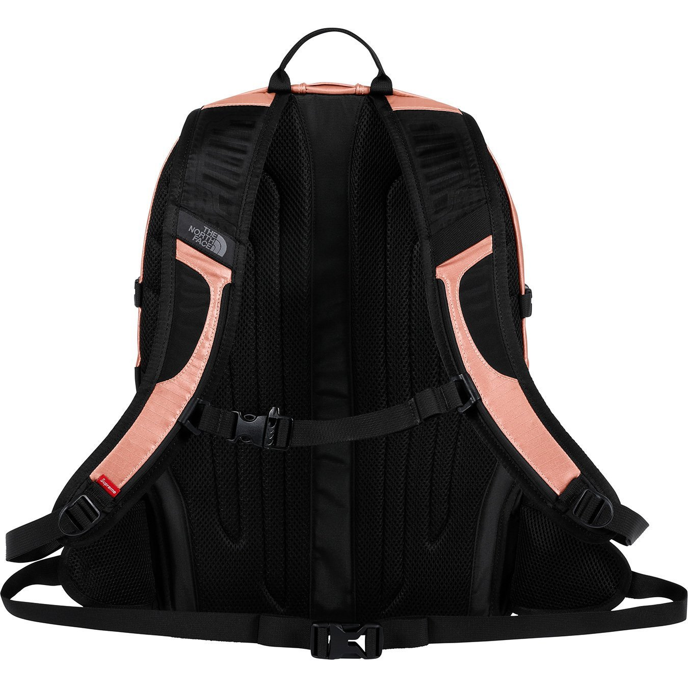 "8ae7ad652 Amazon.co.jp: Supreme® / The North Face® Backpack ""Rosegold"" 18SS ( シュプリーム  / ノースフェイス バックパック "" ローズゴールド "" 18SS) (Rosegold): ..."