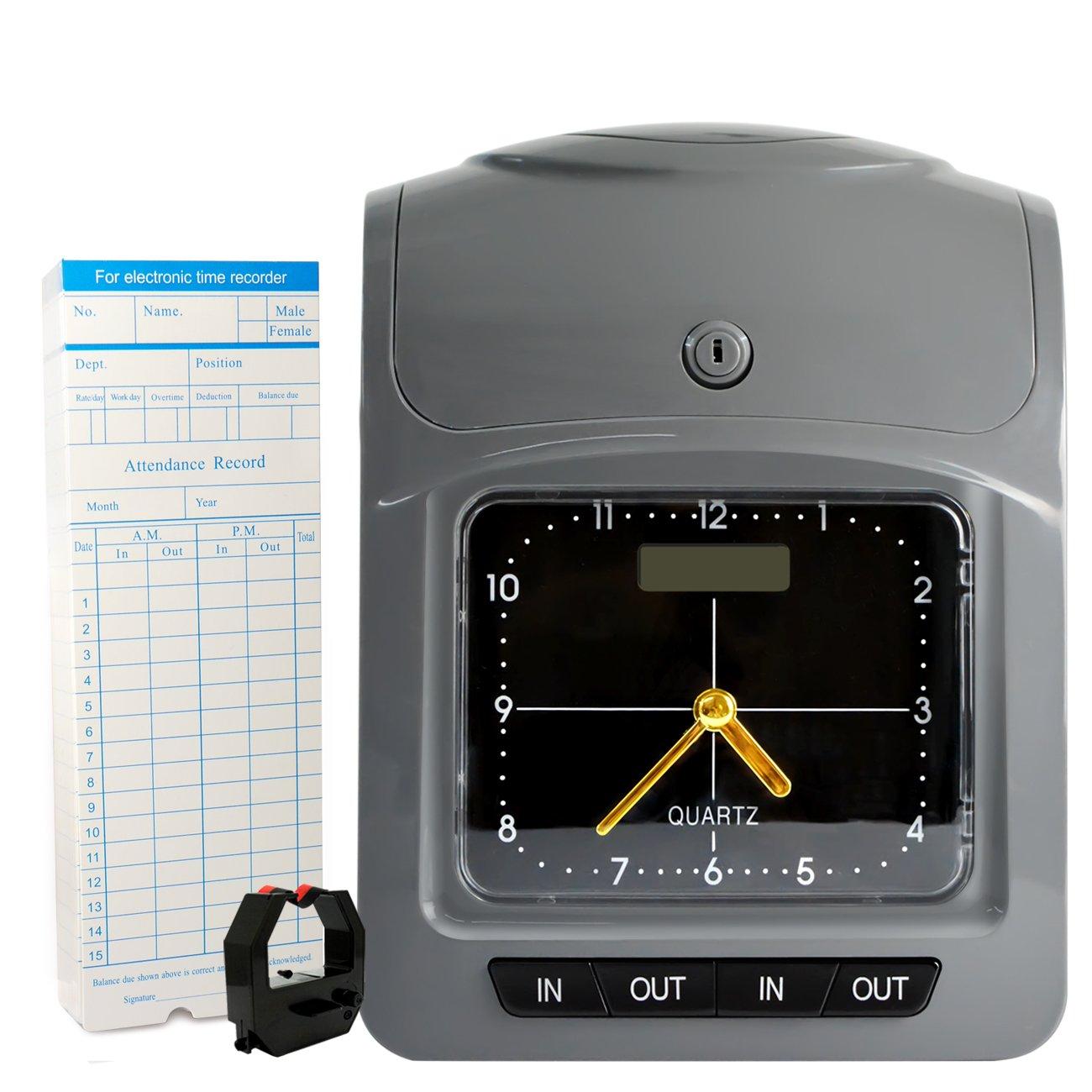Honey Bear S670 Time Clock Tiempo Electrónico de Asistencia del ...