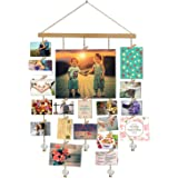Olakee Collage Picture Frames, Wood, Natural Color, 16 x 29 inch