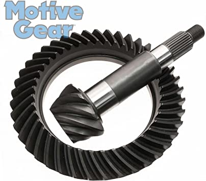 Dana 60 Reverse//High Pinion D60-410F Performance Ring and Pinion Differential Set Motive Gear 4.1 Ratio 41-10 Teeth