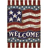Lord of the rings flag arwen 19 7 x 72 8 for Patriotic welcome home decorations