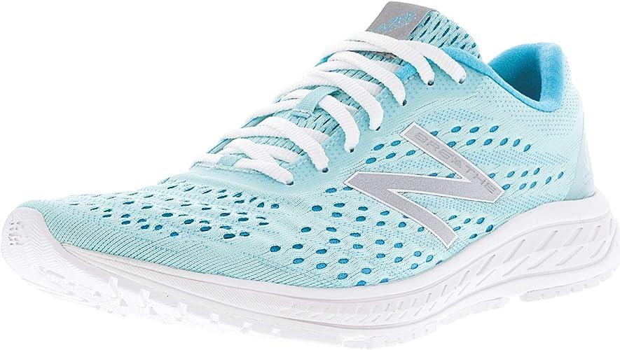 New Balance WBREAV2, Zapatillas de Running para Mujer, Ozone Blue GLO White, 40 EU: Amazon.es: Zapatos y complementos