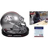 Archie Griffin SIGNED Ohio State Buckeyes Mini-Helmet - PSA/DNA Autographed - Autographed College Mini Helmets photo