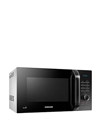 Samsung MG23H3125NW - Horno microondas con grill, 23 L, 800 W ...