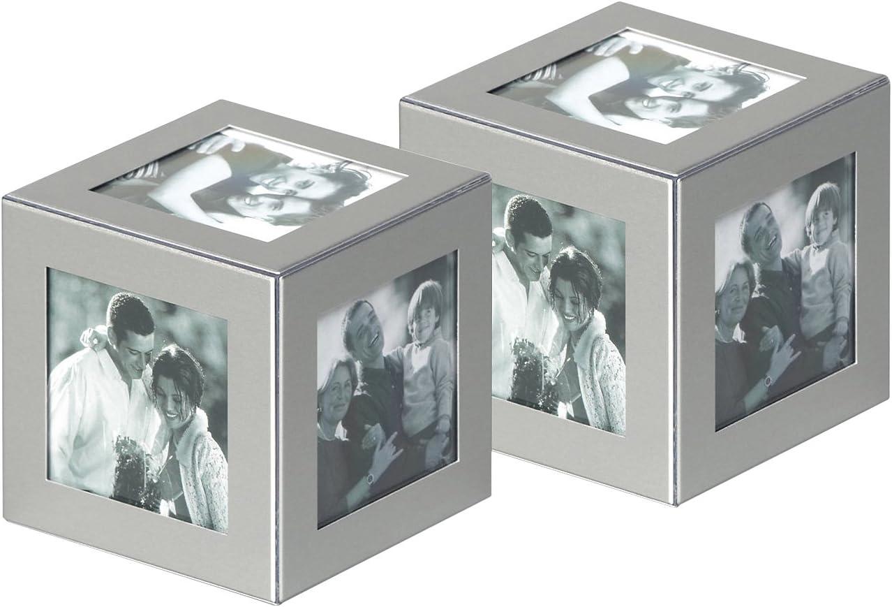 Walther MW100M Cubos de aluminio para 6 fotos