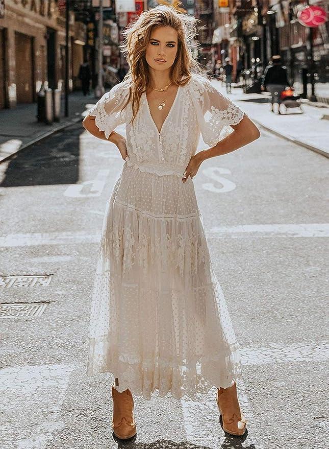 Bridesmaid Floral Maxi Dress