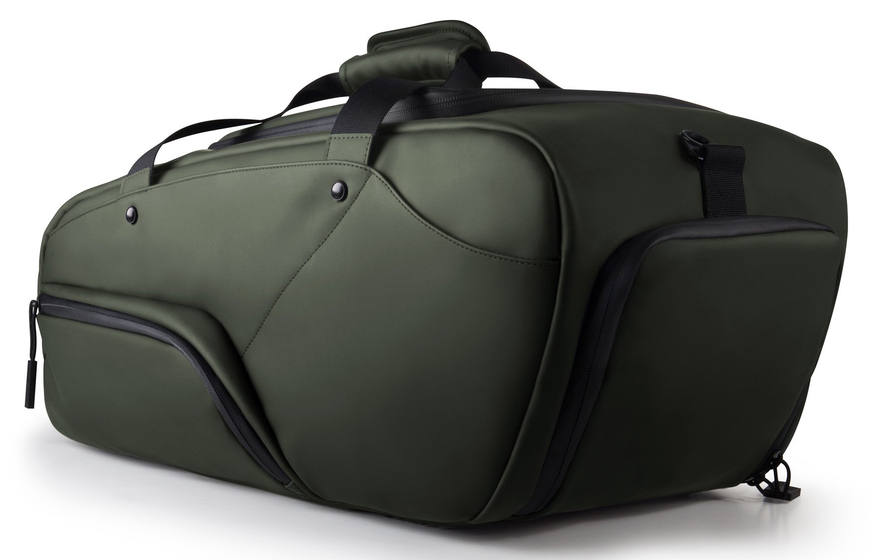KP Duffle - The Ultimate Travel Bag (Army Green)