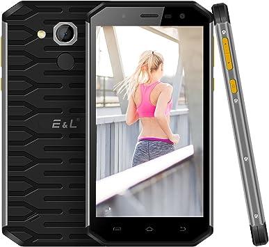 Y & L S50 Smartphone Resistente a los Golpes IP68 Impermeable ...