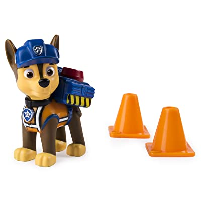 Paw Patrol Ultimate Rescue - Construction Chase Figure 3 inch: Toys & Games