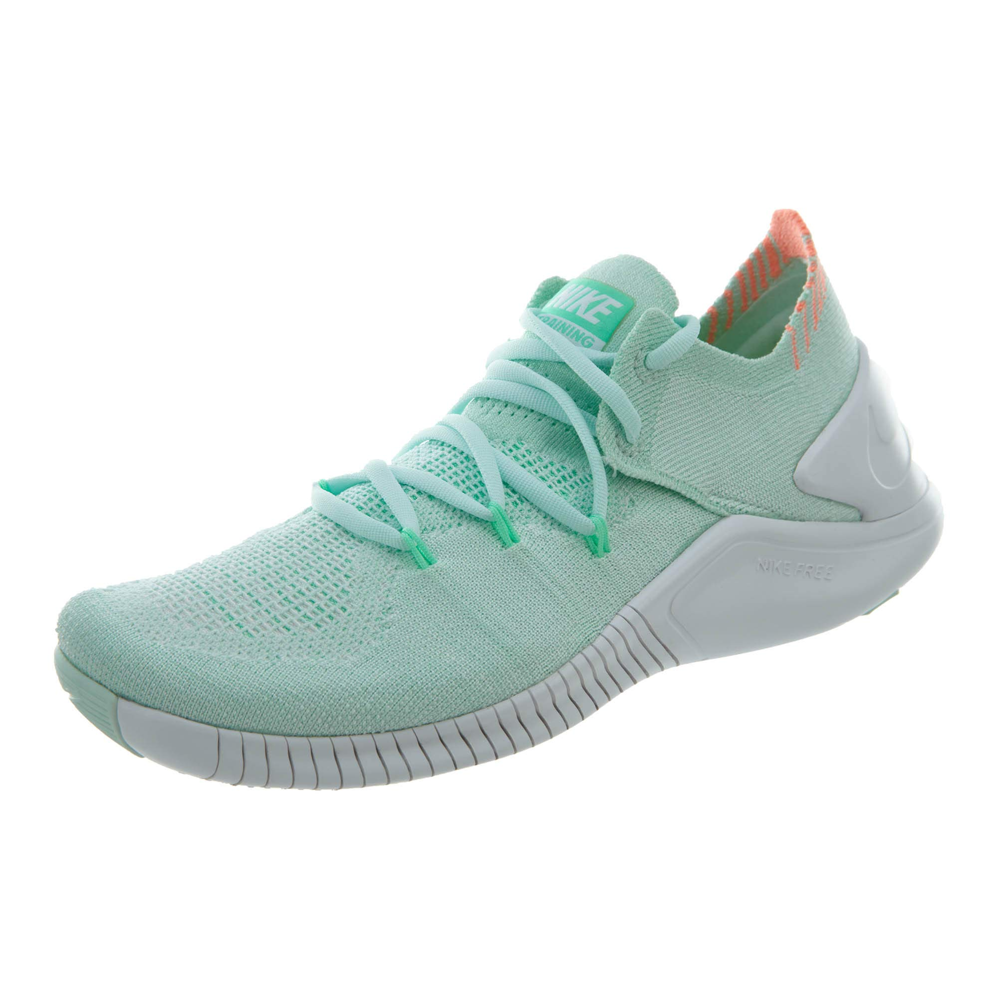 low priced 103dd 41389 Galleon - Nike Women s WMNS Free TR Flyknit 3, Igloo White-Crimson Pulse,  7.5 US
