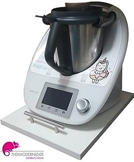 Calotti® - Espátula rotatoria para Thermomix® TM5®, TM6® y TM31® - hecho en Alemania - para extracción, extracción y dosificación: Amazon.es: Hogar