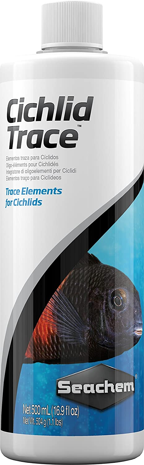Seachem Cichlid Trace Elements 500ml