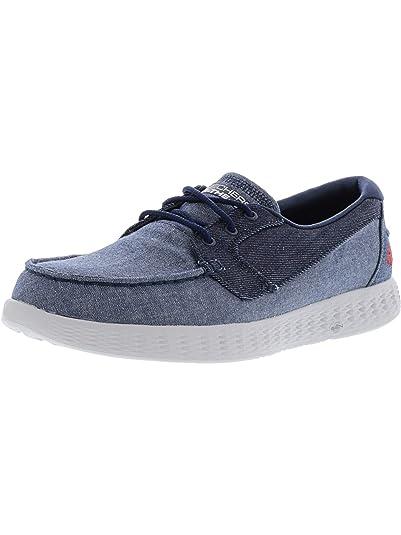 On Boat Mens The Shoes Glide Go Coastline Skechers Kl3TFcu51J