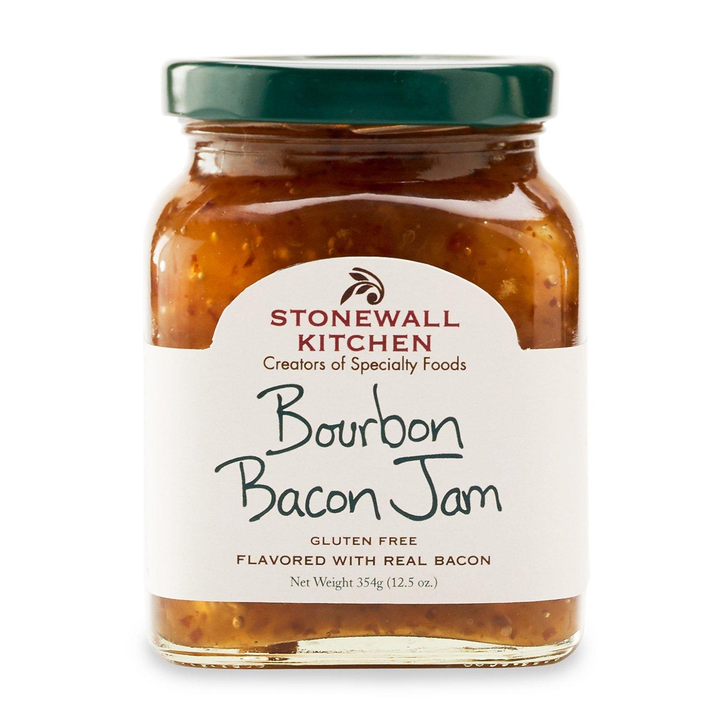 Stonewall Kitchen Bourbon Bacon Jam, 12.5 Ounce