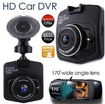 2x HD 1080P Night Vision Car Video Recorder Camera Vehicle Dash Cam DVR G sensor