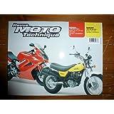RRMT0133.1 REVUE TECHNIQUE MOTO - HONDA VFR800 V-TEC Modèles 2F à 4F et A2F à A4F - SUZUKI RV125 VAN-VAN