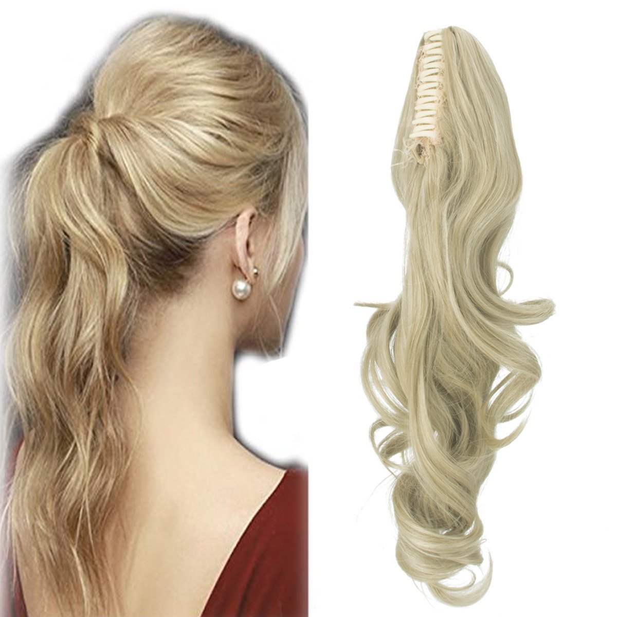 Amazon Haironline Ponytail Extensions 1821 One Piece Claw