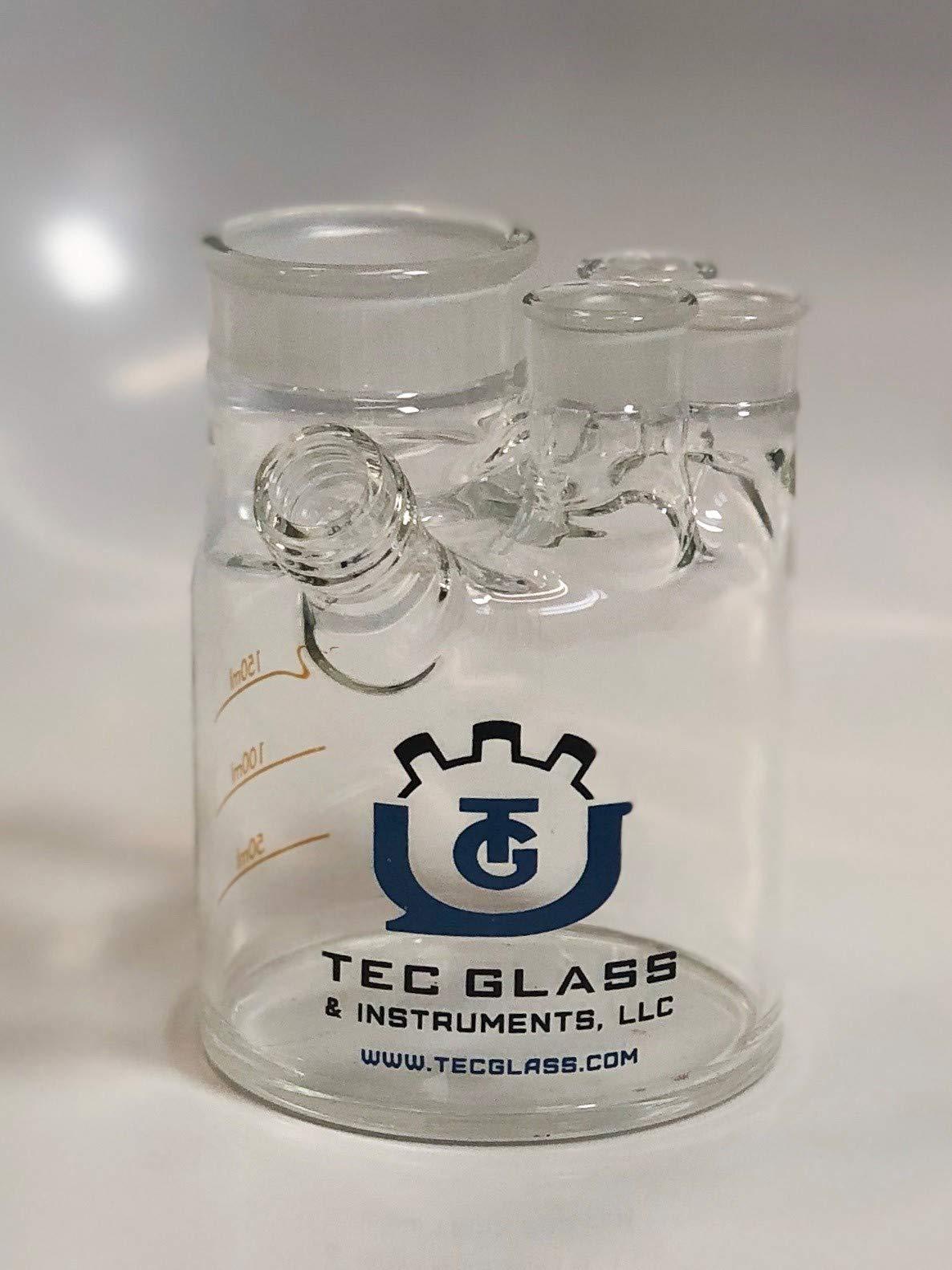 Titration Vessel for Aquatest 2010 by Tecglass & Instruments