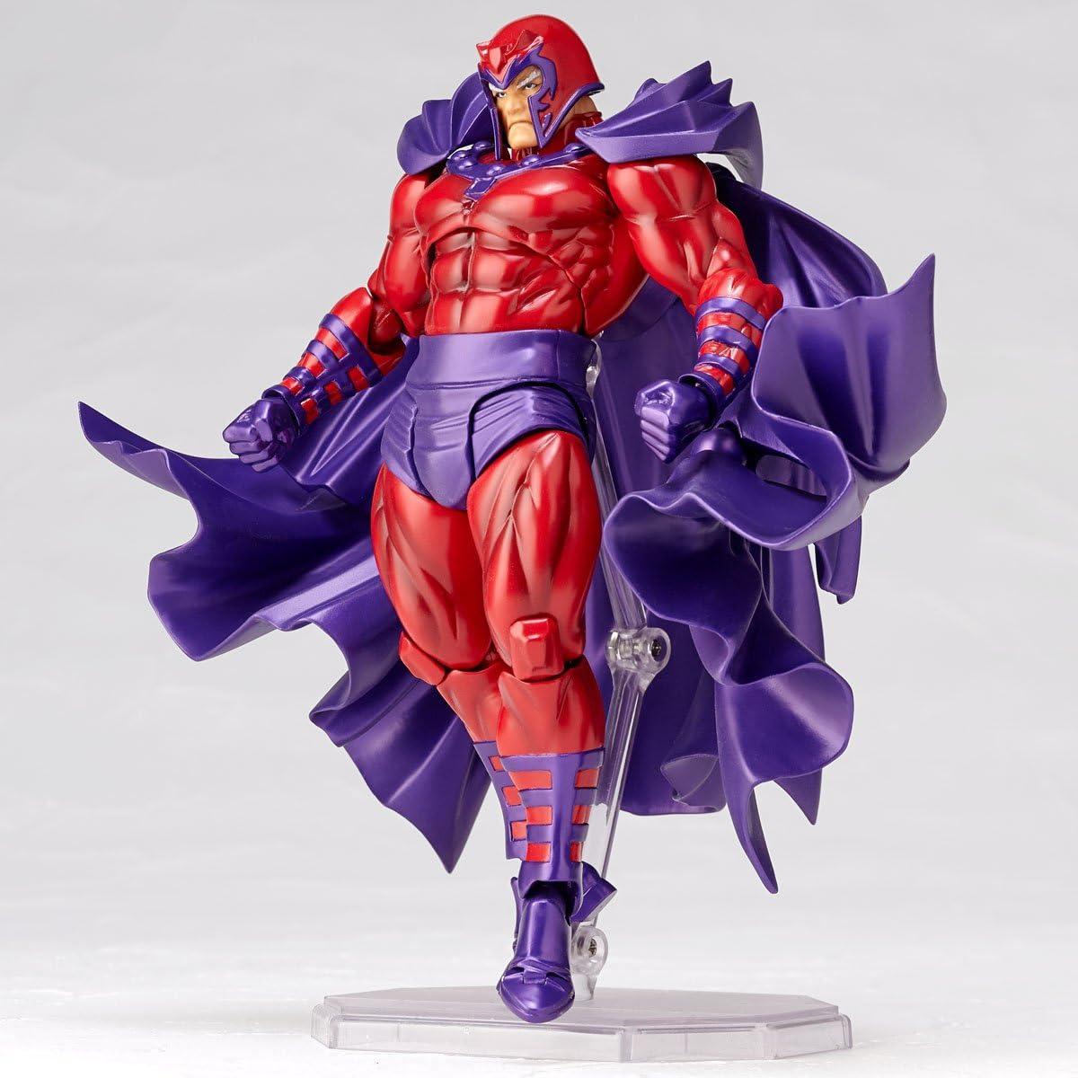 Kaiyodo Marvel X-Men Wolverine Amazing Yamaguchi Action Figures KO Toy No Box