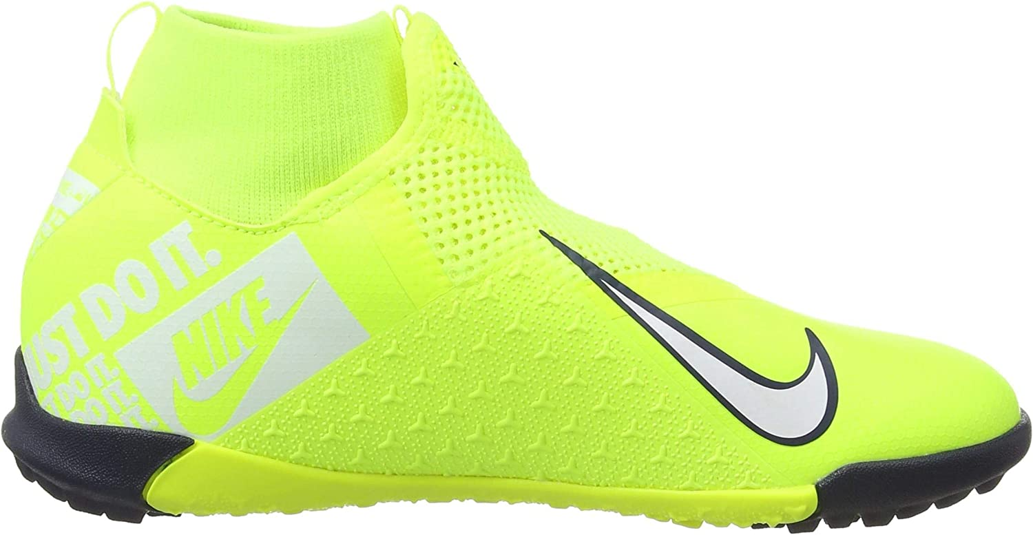 Nike Jr. Phantom Vision Academy Dynamic Fit TF, Chaussures de Football Mixte Enfant
