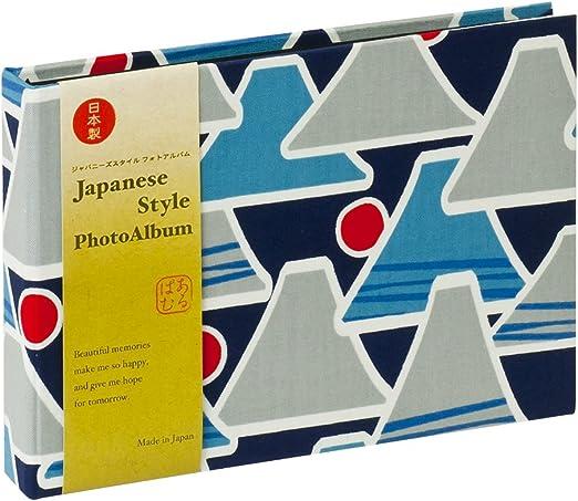 CHIDORI Nakabayashi Co,Ltd Japanese Designed Photo Album 40 Pockets Hold 4 by 6 Photos