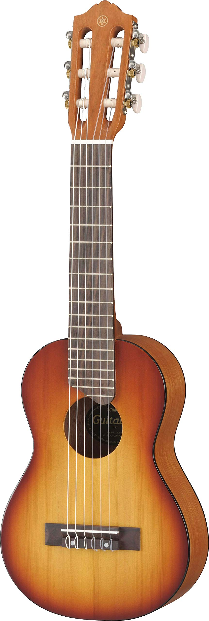 Yamaha GL Series GL1 TBS Guitalele, Tobacco Sunburst by YAMAHA