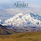 Alaska Wild & Scenic 2020 12 x 12 Inch Monthly
